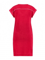 Robe Terry rouge Iez!