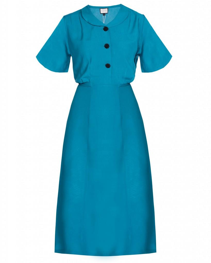 Robe vintage année 50 A Lovely Moment Mlle Yéyé