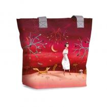 Superbe sac cabas Belle au bois dormant - Atelier de Noémi