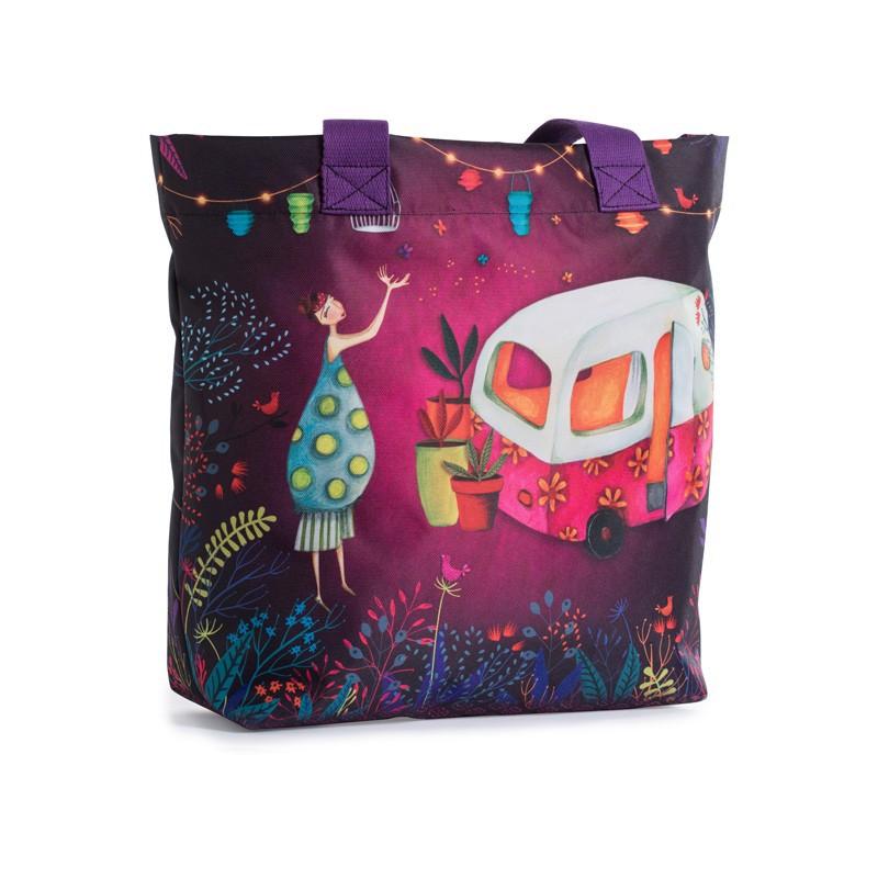 Superbe sac cabas Bohème - Atelier de Noémi