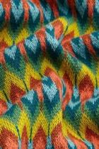 Top raglan multicolore King Louie