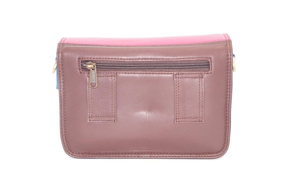 Women\'s colourful leather pouch #2