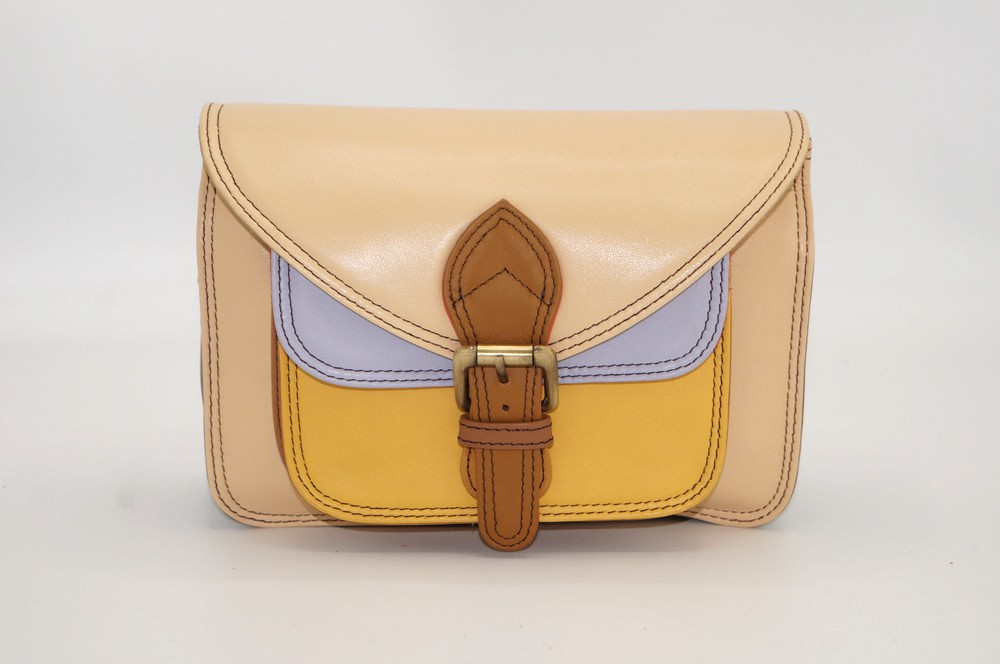 Women\'s colourful leather pouch #20